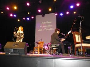 spectacle de fin annee cours de musique